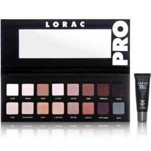 Lorac Pro Palette/Mini Behind The Scenes Eye Prime